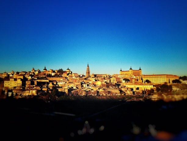 View of Toledo #Spain #Europe #Travel #wanderlust #nomad #city