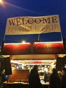 Welcome to Hull Fair, Hull, England