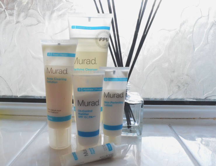 BE - Murad face wash