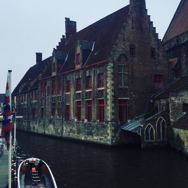Brugge and its canals