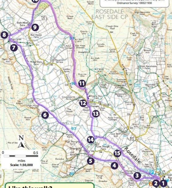 rosedale-abbey-loop-walk
