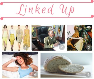 linked up, interesting, links, colds, fashion, girl power. poor 30 year olds, losing weight