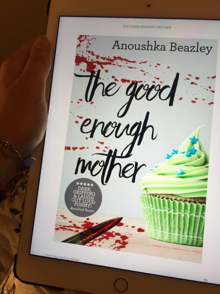 anoushka beazley's first book, the good enough mother, ebook, good read