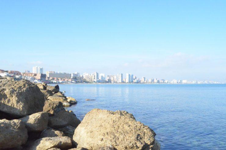 San Juan desde Cabo de Huertas