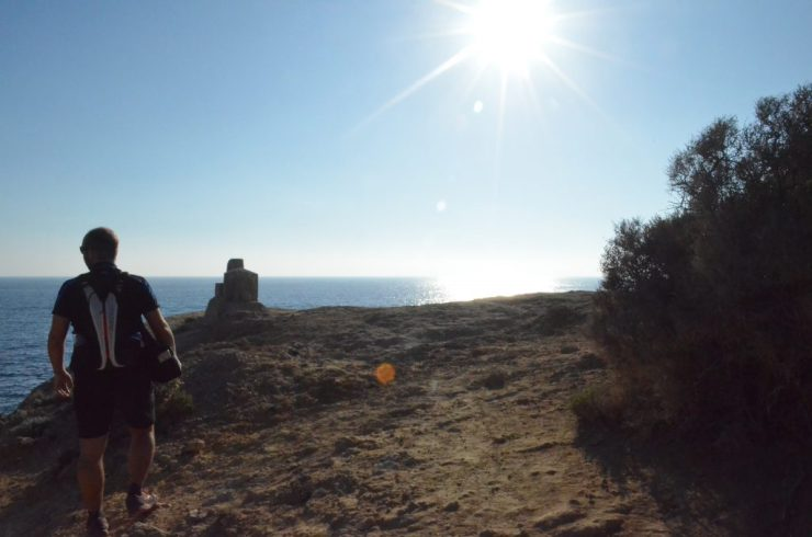 Cabo de Huertas, Alicante, Spain, Travel