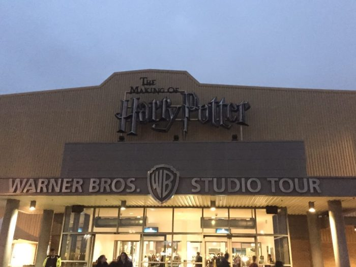 warner brother studio tour, harry potter, london