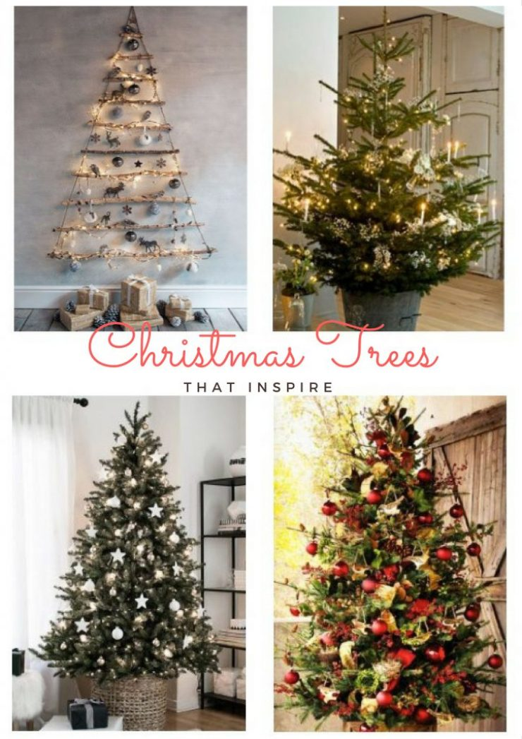 Beautiful Christmas Trees that will inspire you