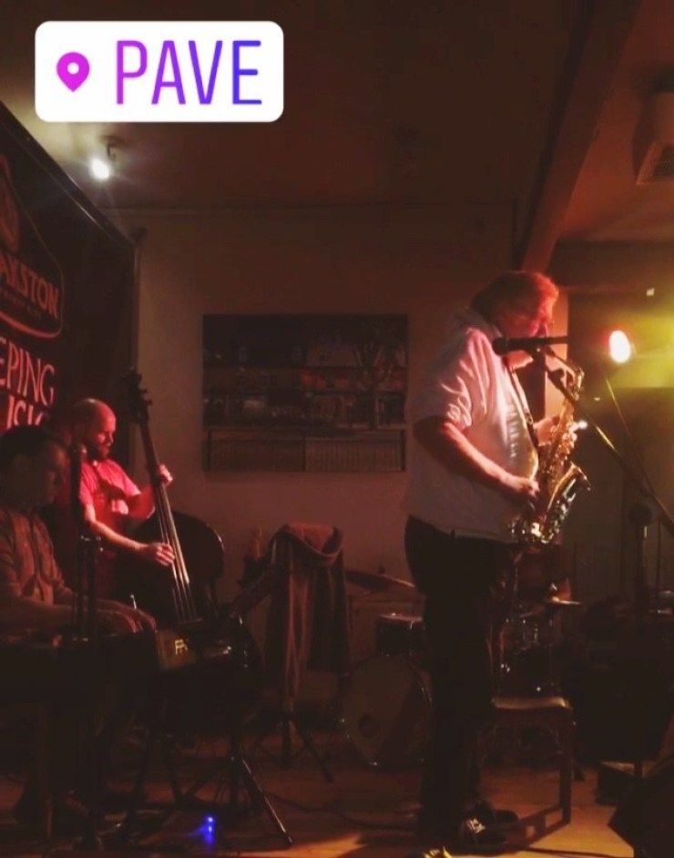 jazz music in Hull, at Pave on Princes Avenue