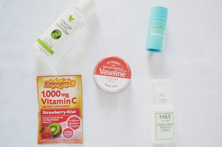5 travelling essentials