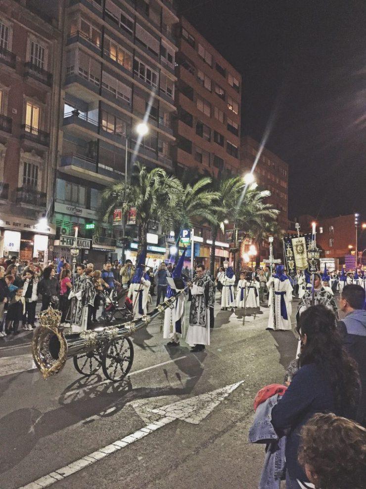 Semana Santa Alicante Horn