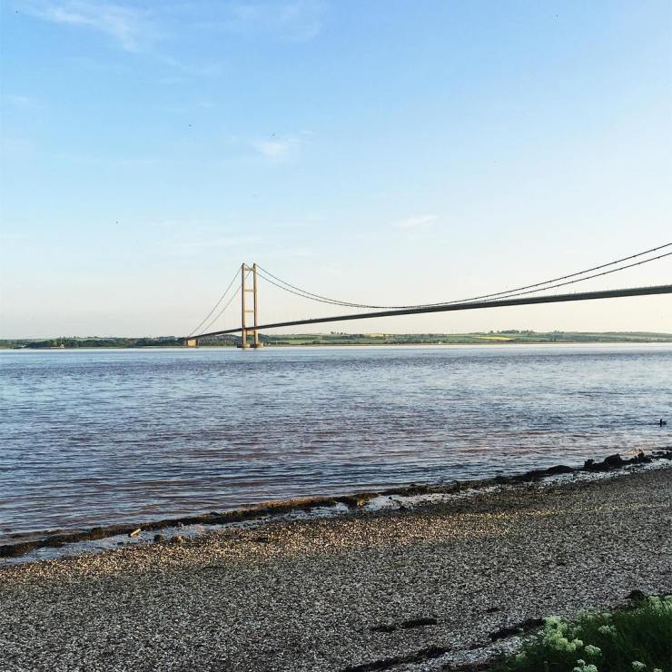 Road Trips - Humber Bridge Hull