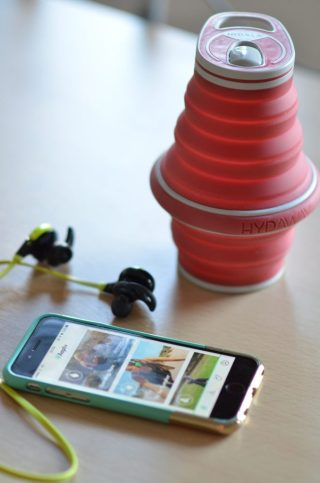 5 workout essentials - Caffeineberry.com
