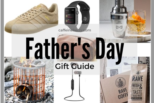 Father's Day - Gift Guide 2017