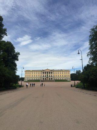 Oslo, Palace