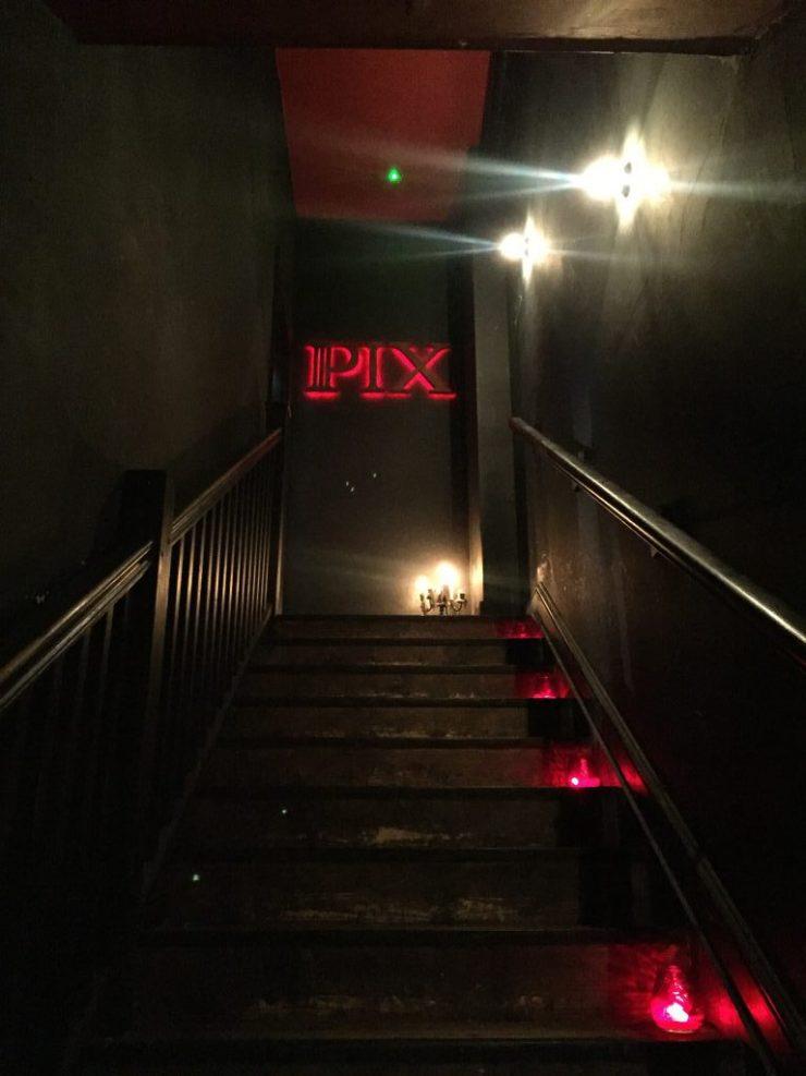 Pix - Tapas, London