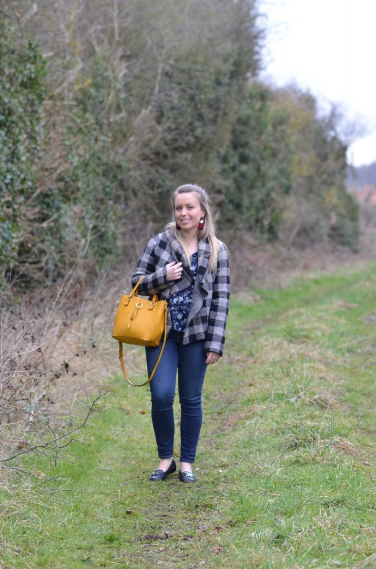 Caffeineberry OOTD - Lifestyle and Fashion blog