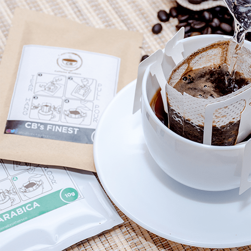 coffee drip bags