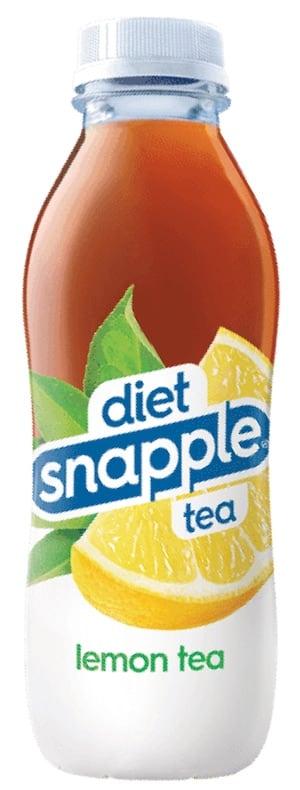 Diet Snapple Caffeine : snapple, caffeine, Caffeine, Snapple