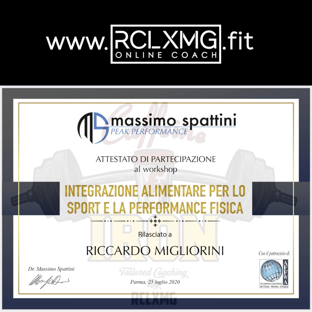 Integrazione Dr. Spattini