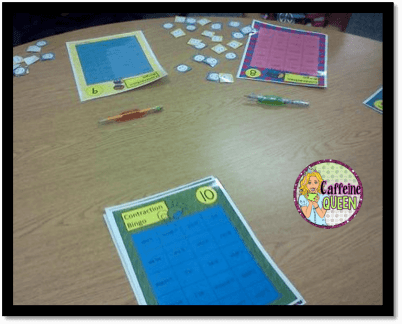 https://www.teacherspayteachers.com/Product/Contractions-Activities-With-I-Have-Who-Has-Bingo-and-Flashcards-1529328?utm_source=Caffeinequeenteacher.com&utm_campaign=caffeinequeenteacher-contractions-games-i-have-who-has-and-bingo