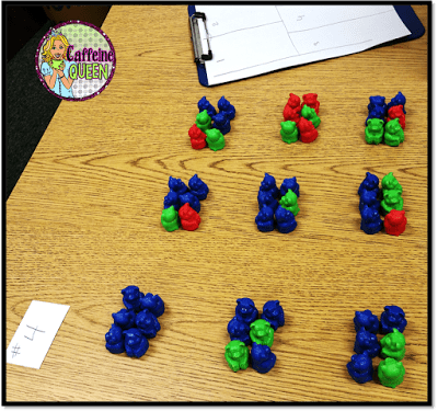 Easy multiplication stations using arrays