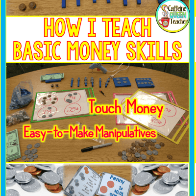 Teaching Money Skills – Part 1 – Coin Counting Strategies