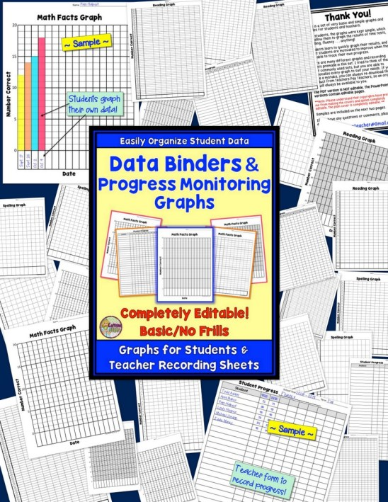 data tracking for students and teachers