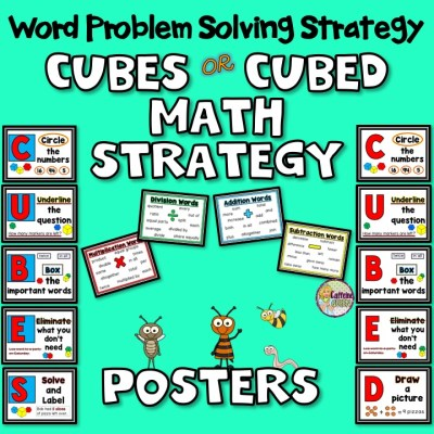 How to Teach Math Word Problems – Strategies to Try!