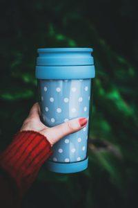 Cute travel mug for teachers