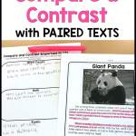 How to teach compare and contrast essays to students