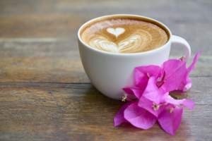 Pexels Photo - Heart Shape Coffee Decoration With Gumamela Flower