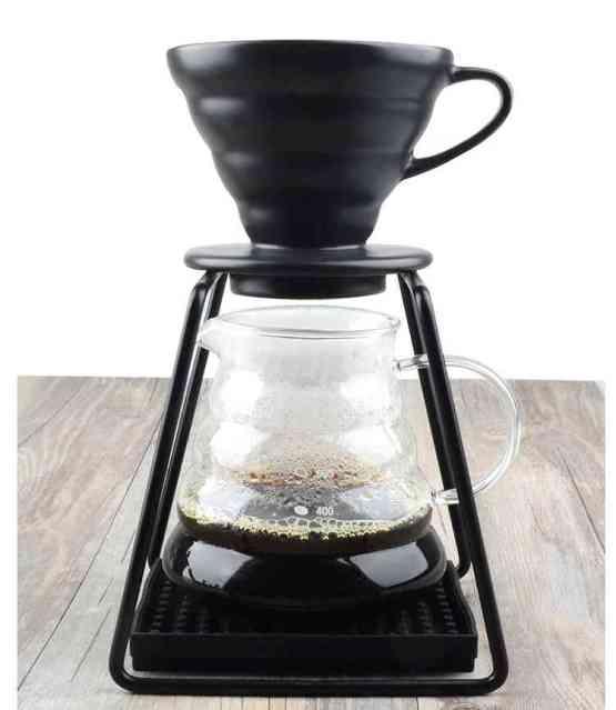 1set-geometry-coffee-dripper-stand-household-coffee-drip-holder-metal-3