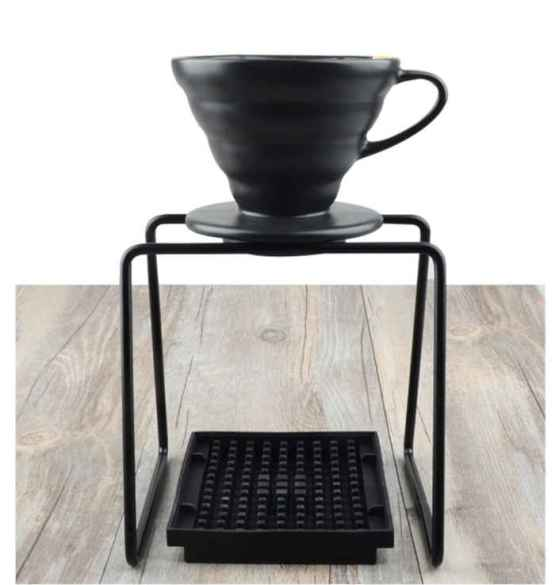 1set-geometry-coffee-dripper-stand-household-coffee-drip-holder-metal-4