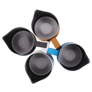 Colorful New Arrive Beak Garland Cup, Foam Cup Stainless Steel Pull Flower Cup 3