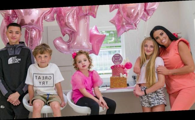 Inside Katie Price S Incredible 13th Birthday Party For