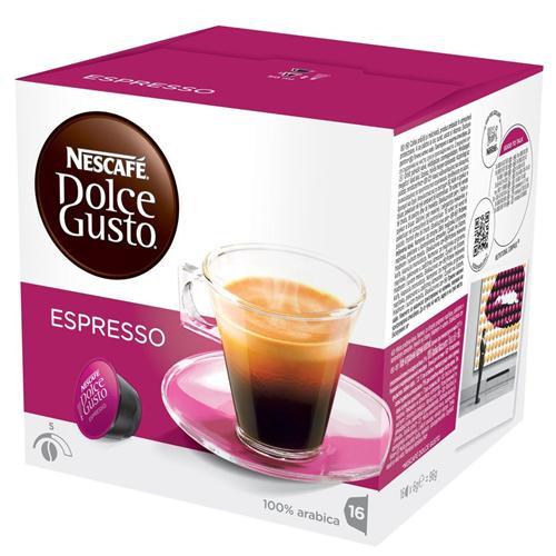 Espresso - 16 cps