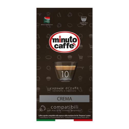 Minuto nespresso crema 10cps