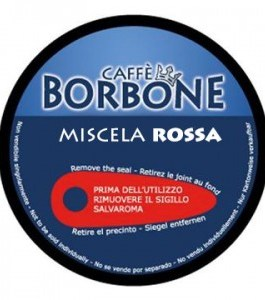 Caffè Borbone dolce gusto miscela rossa 15cps
