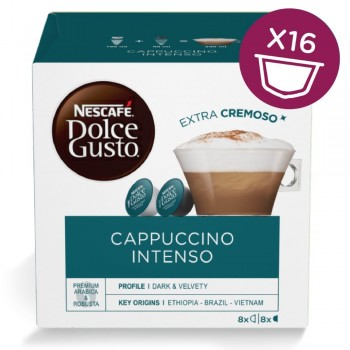 CAPPUCCINO INTENSO - 16 CPS