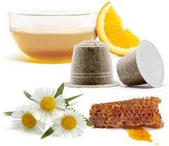 Camomilla arancia e miele – 10 cps