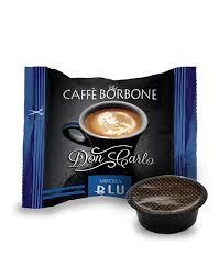 Borbone blu Don Carlo 50 cps