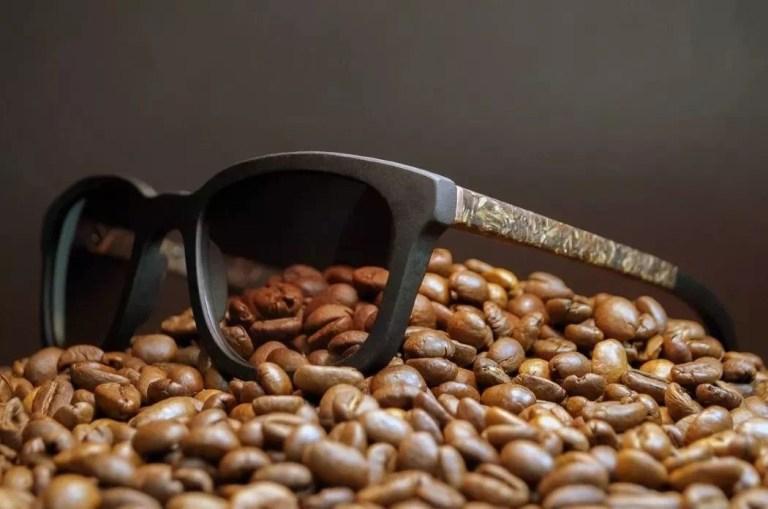 咖啡渣做的太陽鏡,時尚環保有點潮 – caffesme