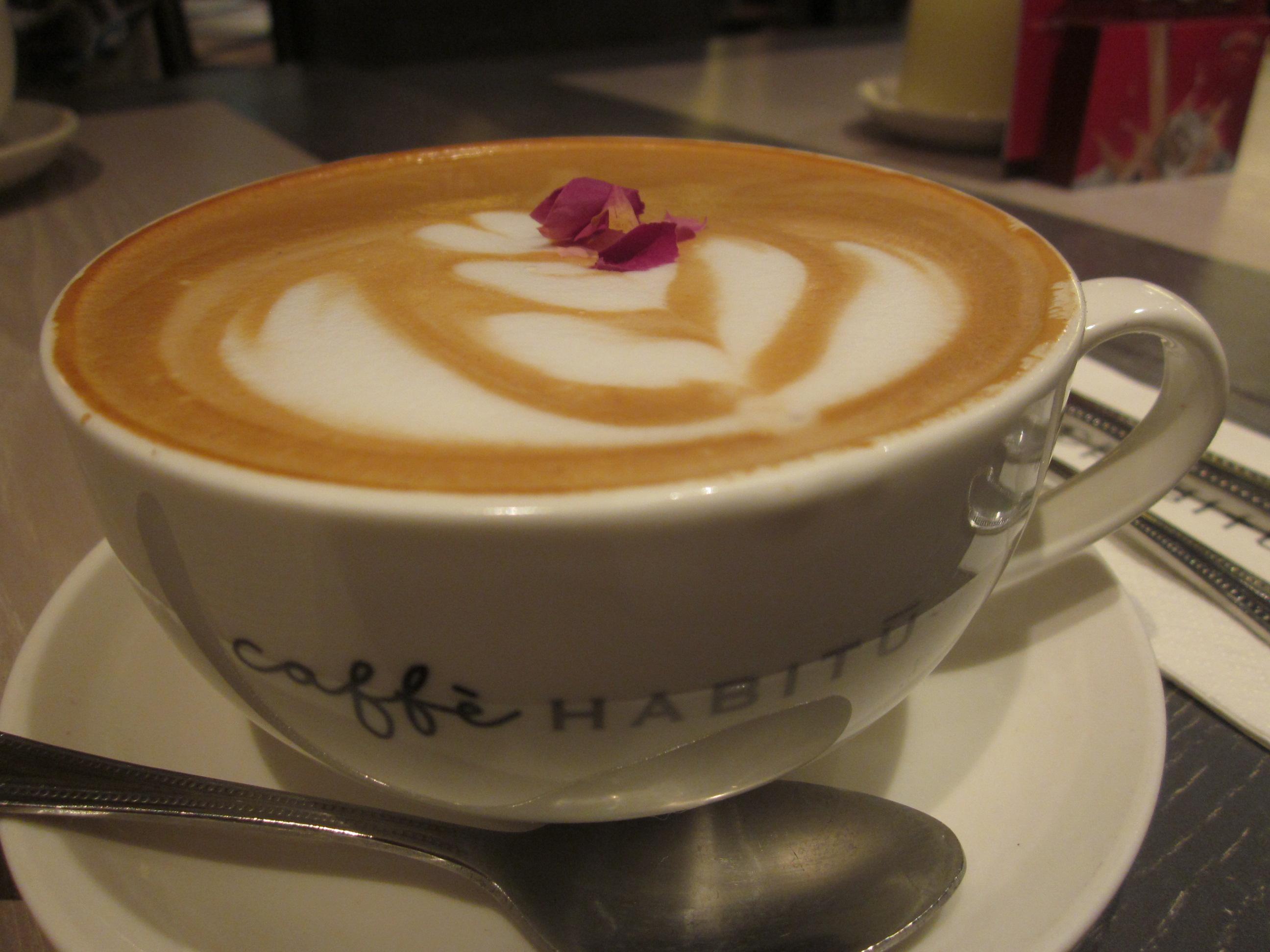 Caffe Habitu   Caffè Vantastico