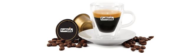 Caffitaly Espresso cups