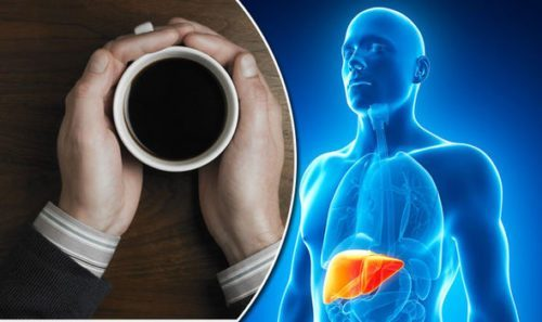 coffee protects liver