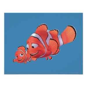 Nemo and Marlin