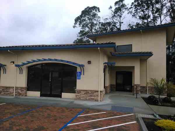 Our new hospital to be finished at 4061B Soquel Dr, Soquel, CA.