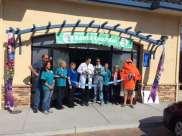 Grand Opening of our hospital and Santa Cruz Koi