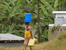 CAFOMI supports Bududa and Sironko Floods/ Landslide Victims with non-food items
