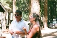 Scott Stephens and Emily Moghaddas